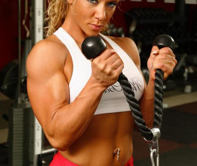 Female Body Builders May Experience Clitoris Enlargement Due To Steroid Use
