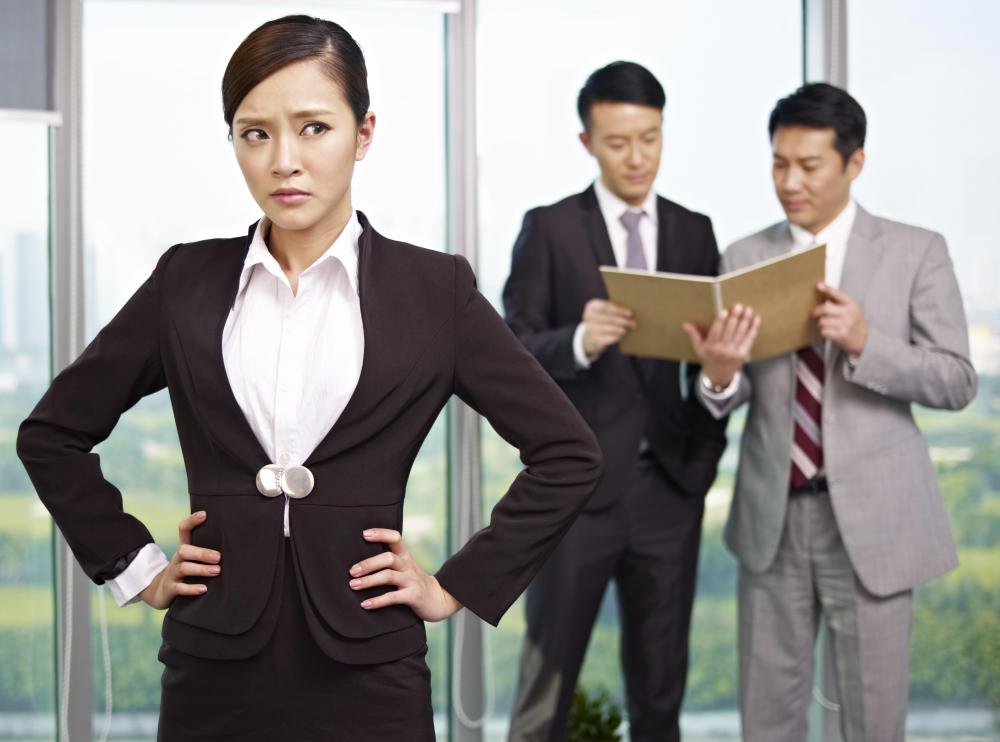 Glass Ceiling Is A Term To Describe An Organizational Or Societal Attitude That Prevents Women From Advancing Their Careers