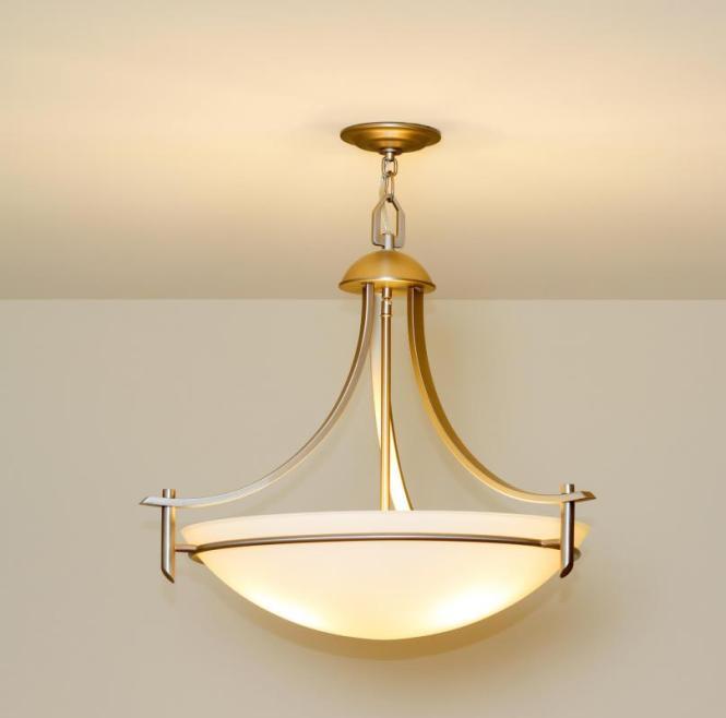Hanging Light Fixtures Should Not Hamper Movement In A Room