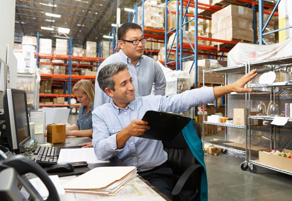 What Is A Warehouse Supervisor With Pictures
