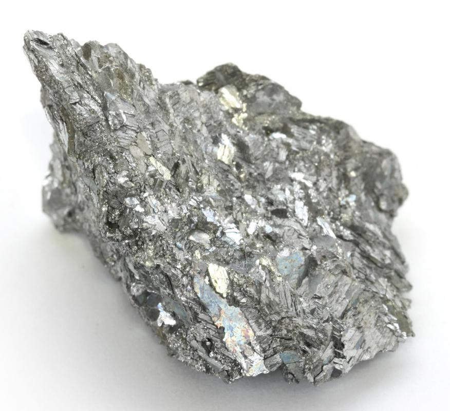 What Are The Different Types Of Metal Raw Materials
