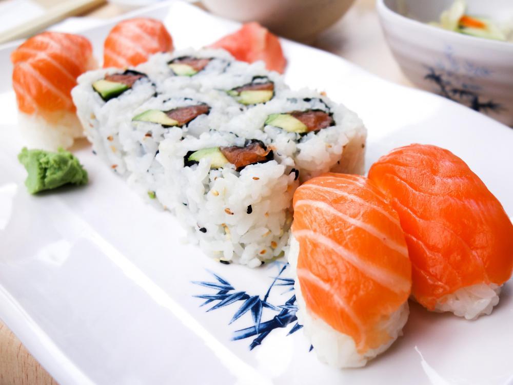 Sashimi dan Sushi
