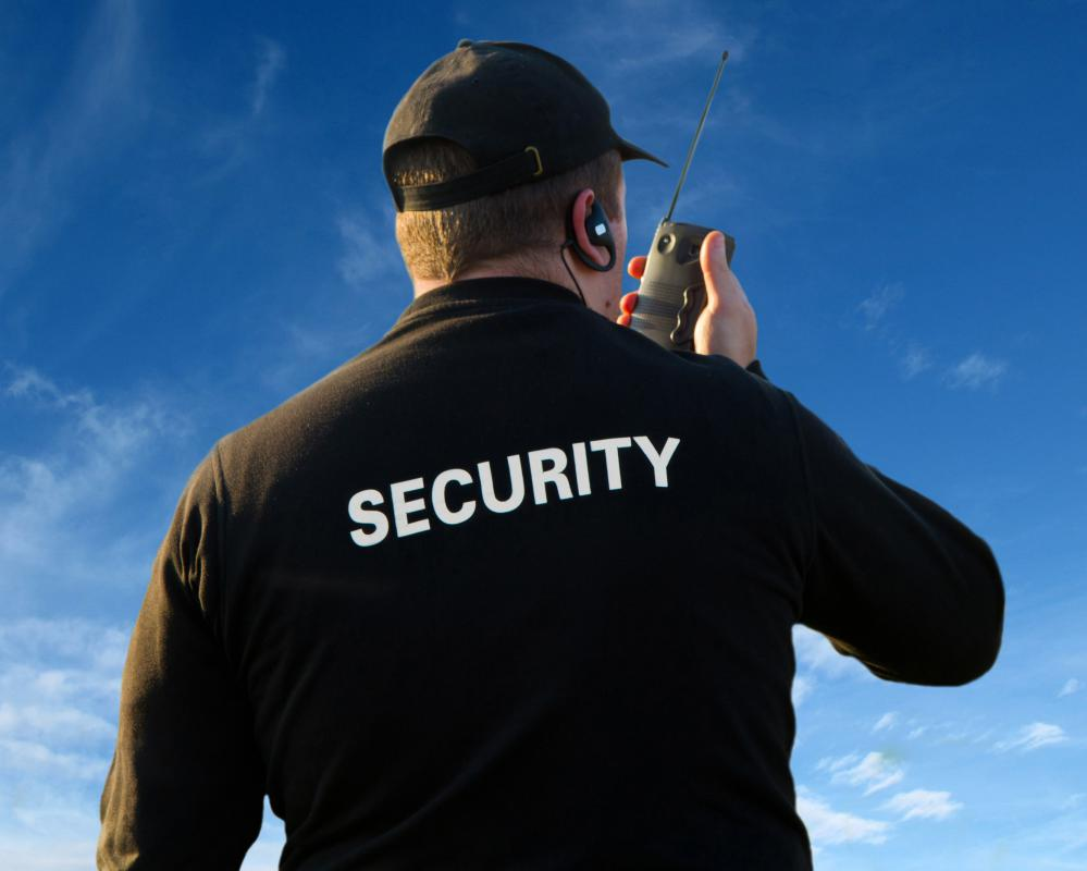 Security Guard Education