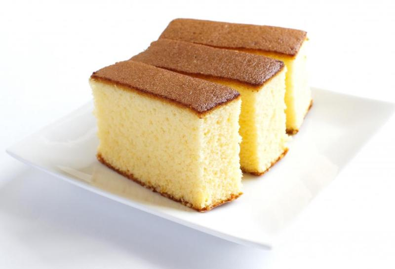How To Make A Plain Cake In Microwave Oven