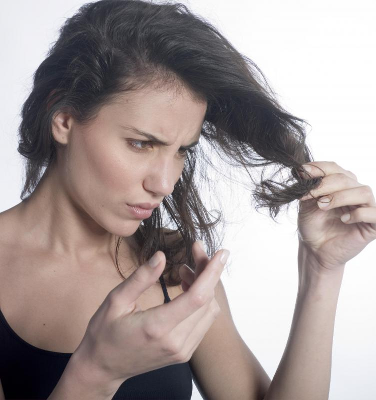 Ceramic hair straighteners may cause less damage to hair than traditional metal styling tools.