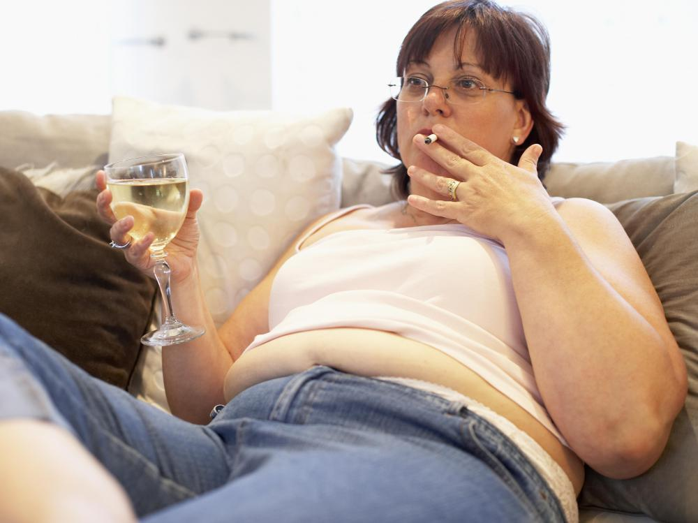 People with unhealthy habits often have higher health care costs.