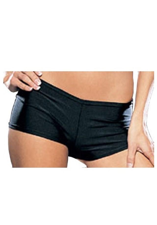 Sexy Black Hot Pants