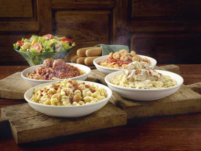 Olive Garden wants you to celebrate National Pasta Day! - 47abc