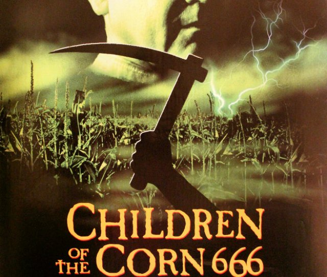 Children Of The Corn 666 Isaacs Return Poster