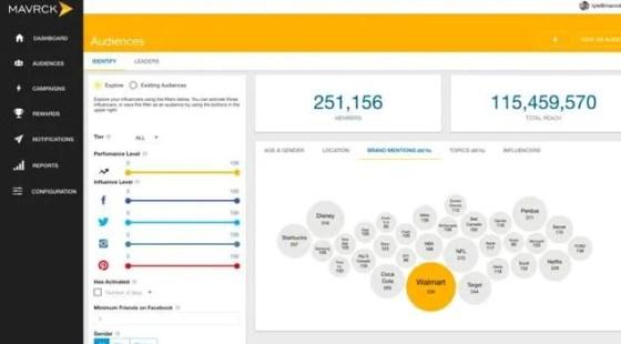 mavrck  influencer marketing platform