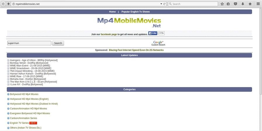 Free Download Mp4 Movies   Top 10 Website 2020