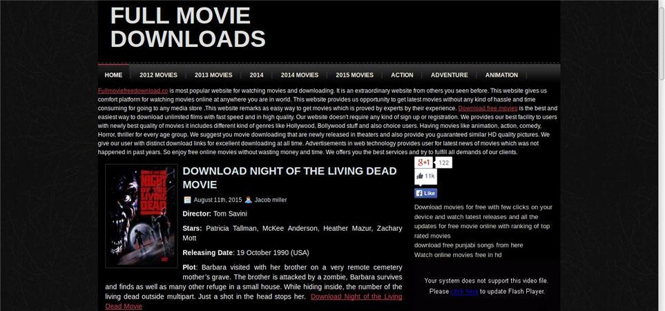 Top 9 Mobile MP4 Movie Download Websites