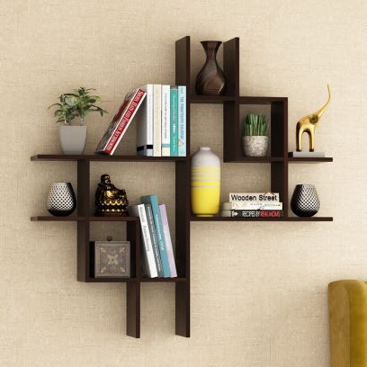 Wall Shelves Upto 55 Off Buy Wall Shelf Online In India Wooden Street
