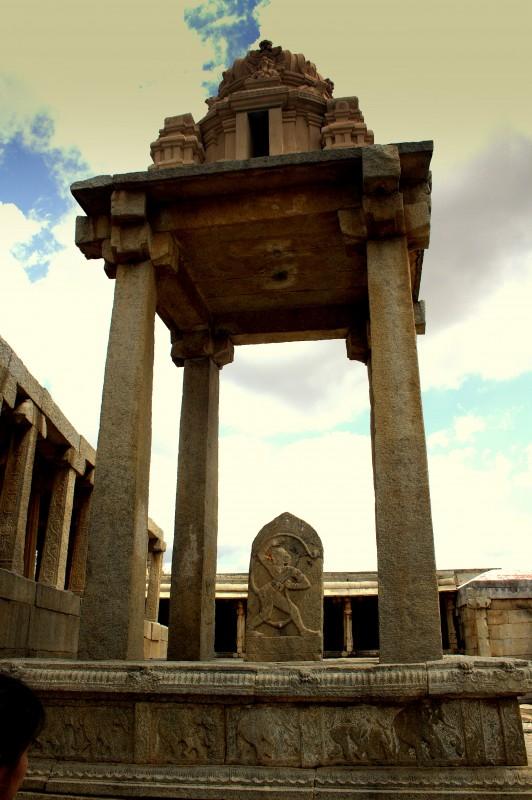 Hanuman Temple lepakshi