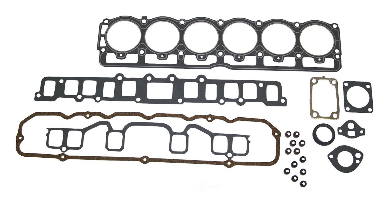 Engine Cylinder Head Gasket Set Crown Fits 76 86