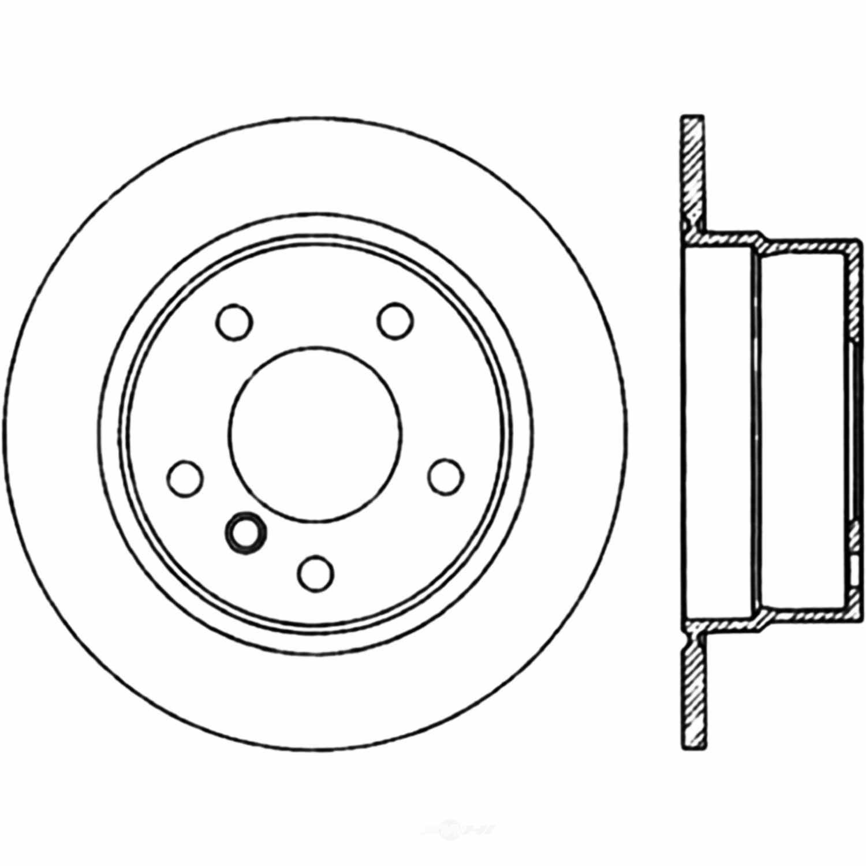 Disc Brake Rotor High Carbon Alloy Brake Disc Preferred