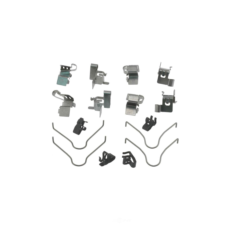 Toyota Tercel Front Brake Hardware Kit From Best Value