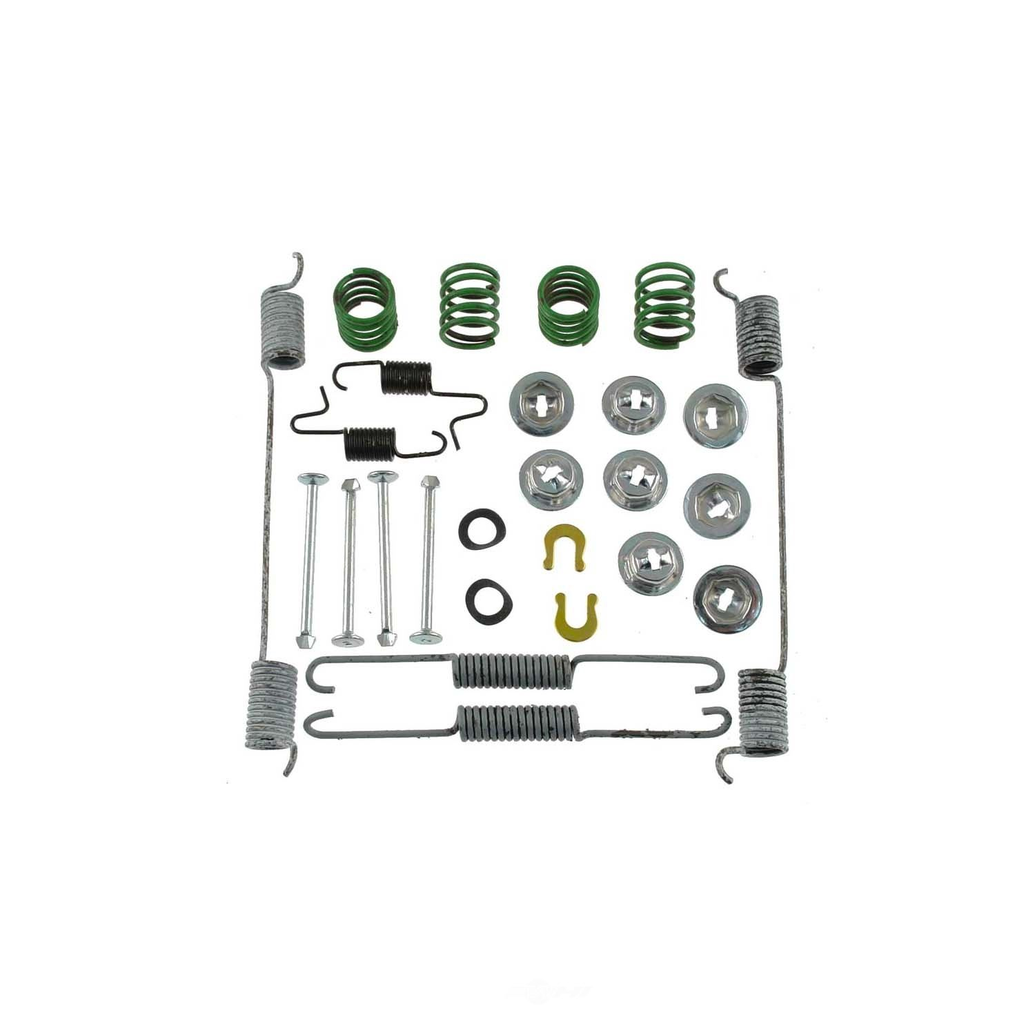 Nissan Datsun Frontier Drum Brake Hardware Kit From Best