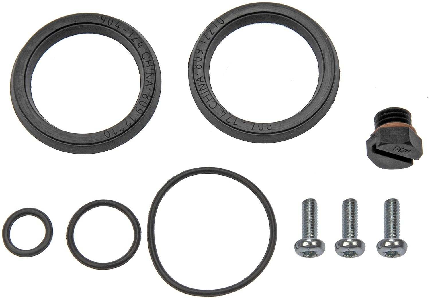 Fuel Filter Primer Housing Seal Kit Gm 6 6l Dorman 904 124
