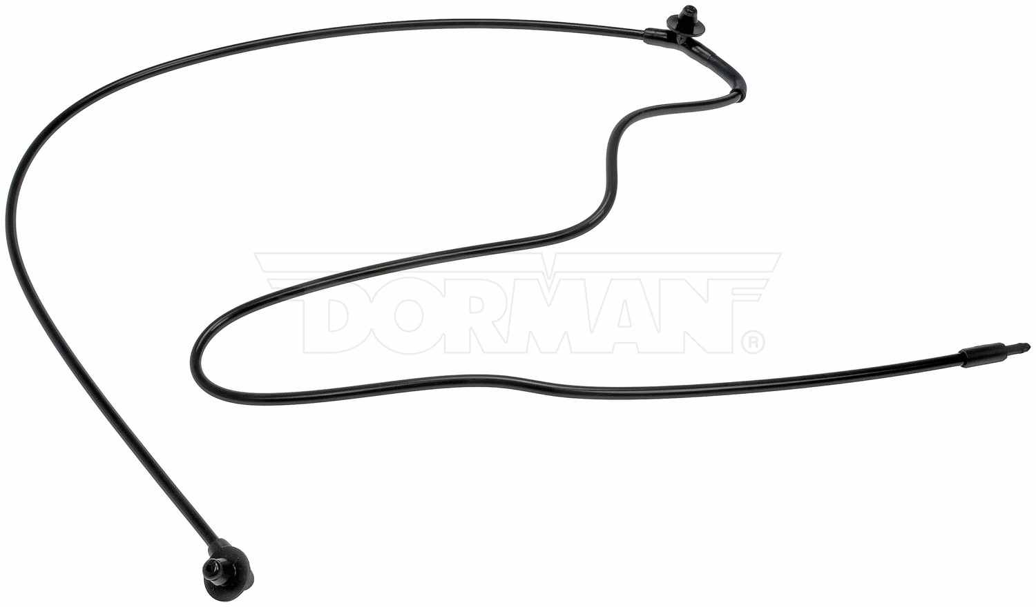 Windshield Washer Hose Front Dorman 924 379