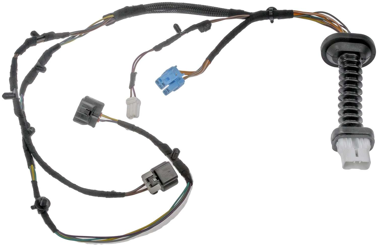 Door Wiring Harness Dorman 645 506 Fits 04 05 Dodge Ram