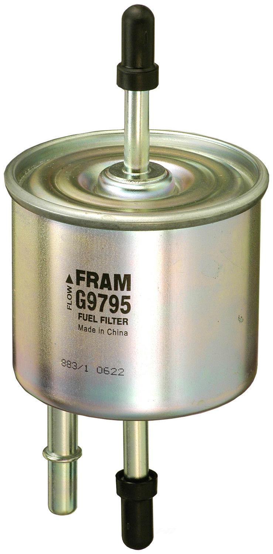 2004 Explorer Fuel Filter