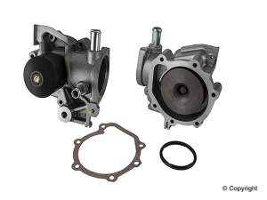 NPW Engine Water Pump fits 20032012 Subaru Forester