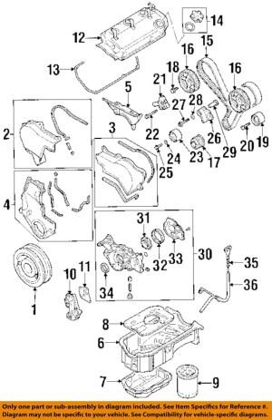 MITSUBISHI OEM 9704 Diamante Engine PartsSupport Arm