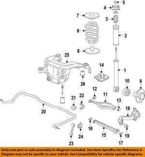 BMW OEM 0308 Z4 RearLower Spring Insulator 33531094518 | eBay