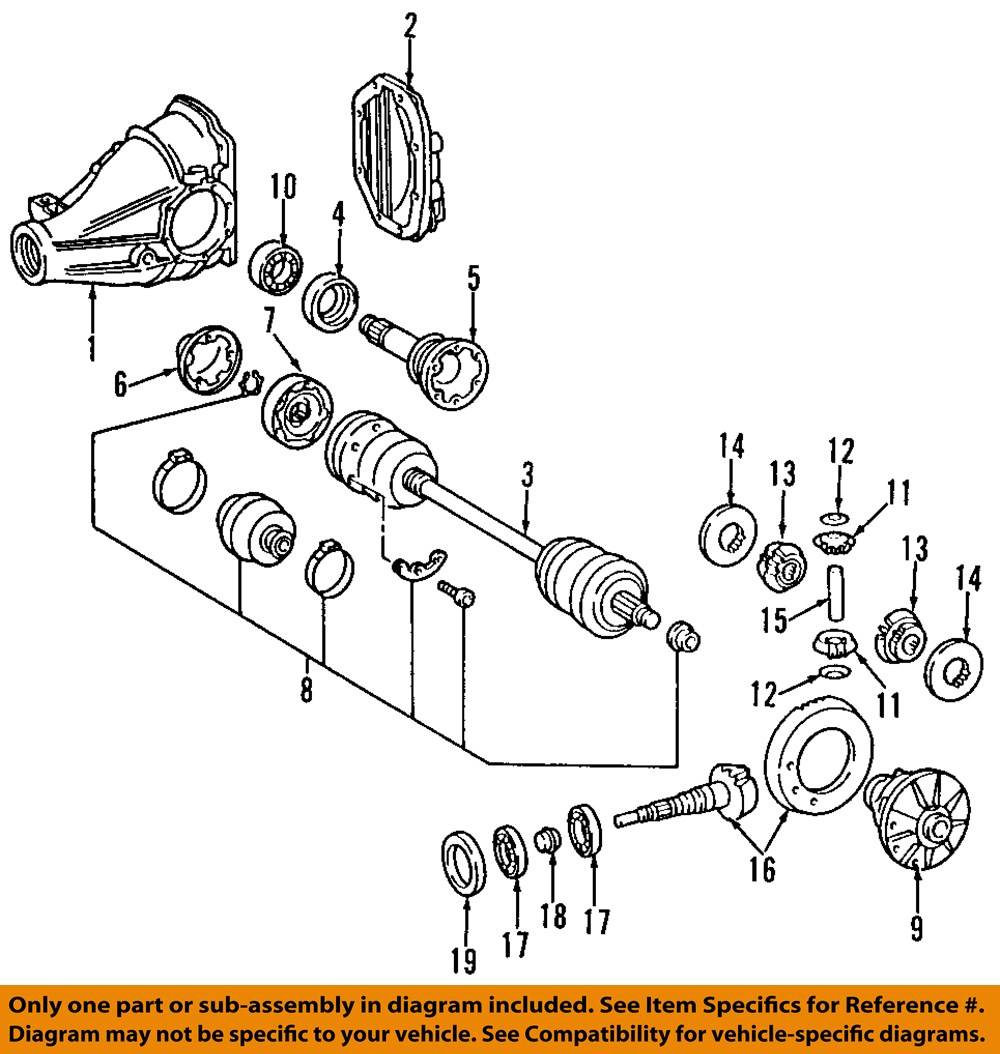 4 on diagram only genuine oe factory original item