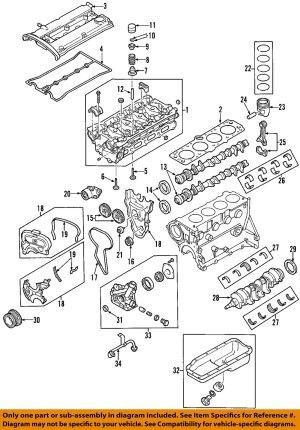 Chevrolet GM OEM 0708 AveoEngine Timing Belt 96858745 | eBay