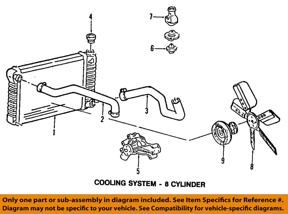 GM OEM-Radiator Cap 10409635