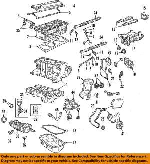 Jeep CHRYSLER OEM 0205 LibertyEngine Harmonic Balancer