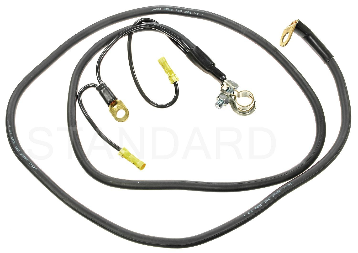 Battery Cable Standard A62 4tc Fits 96 98 Ford Mustang 4 6l V8