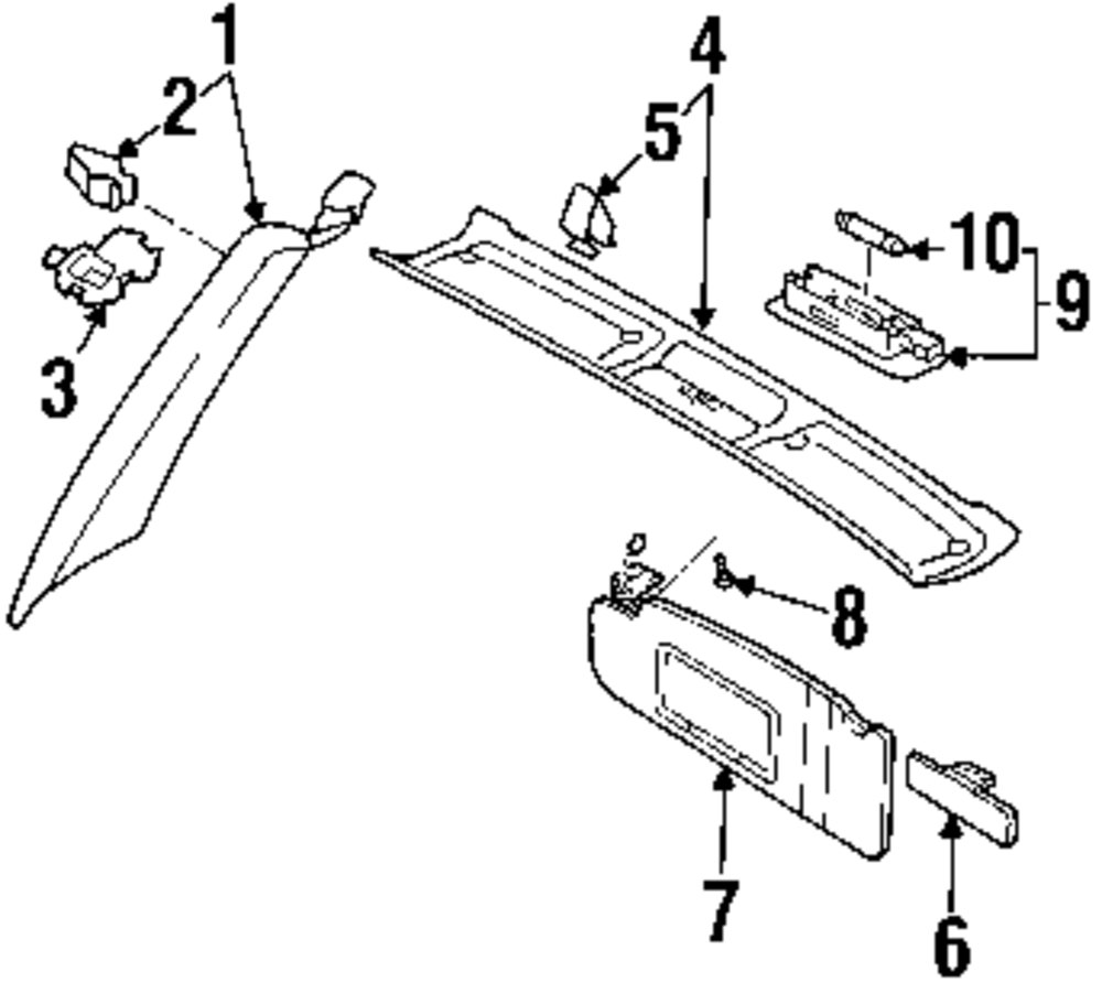 1997 Infiniti Q45 Belt Diagram Engine