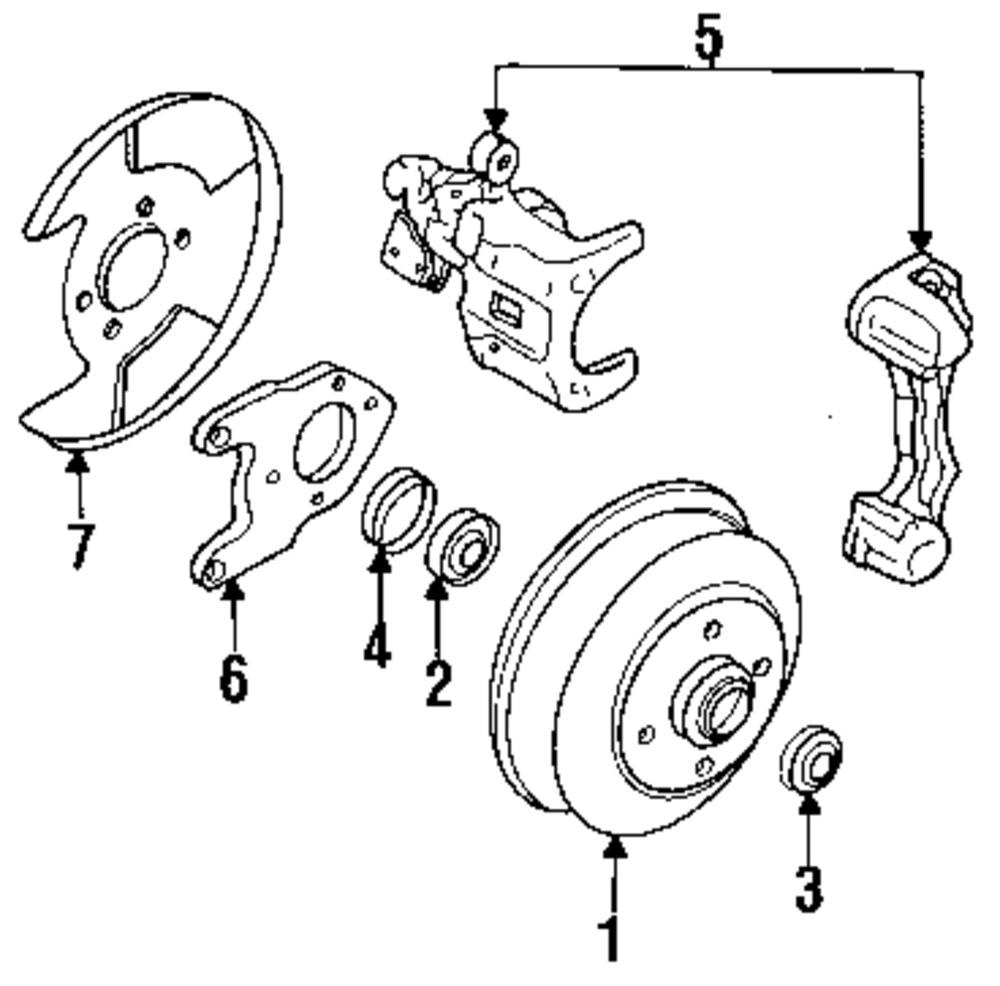 Lincoln Mark Viii Parts Diagram