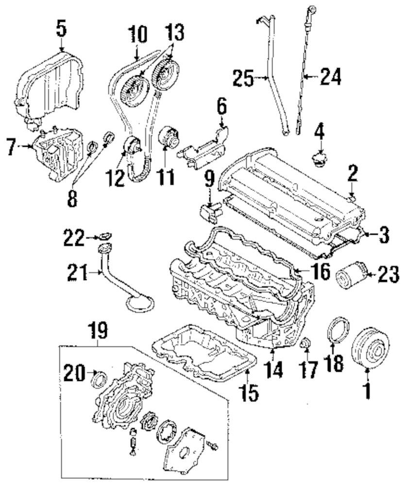 1992 Mazda Protege Wiring Diagram