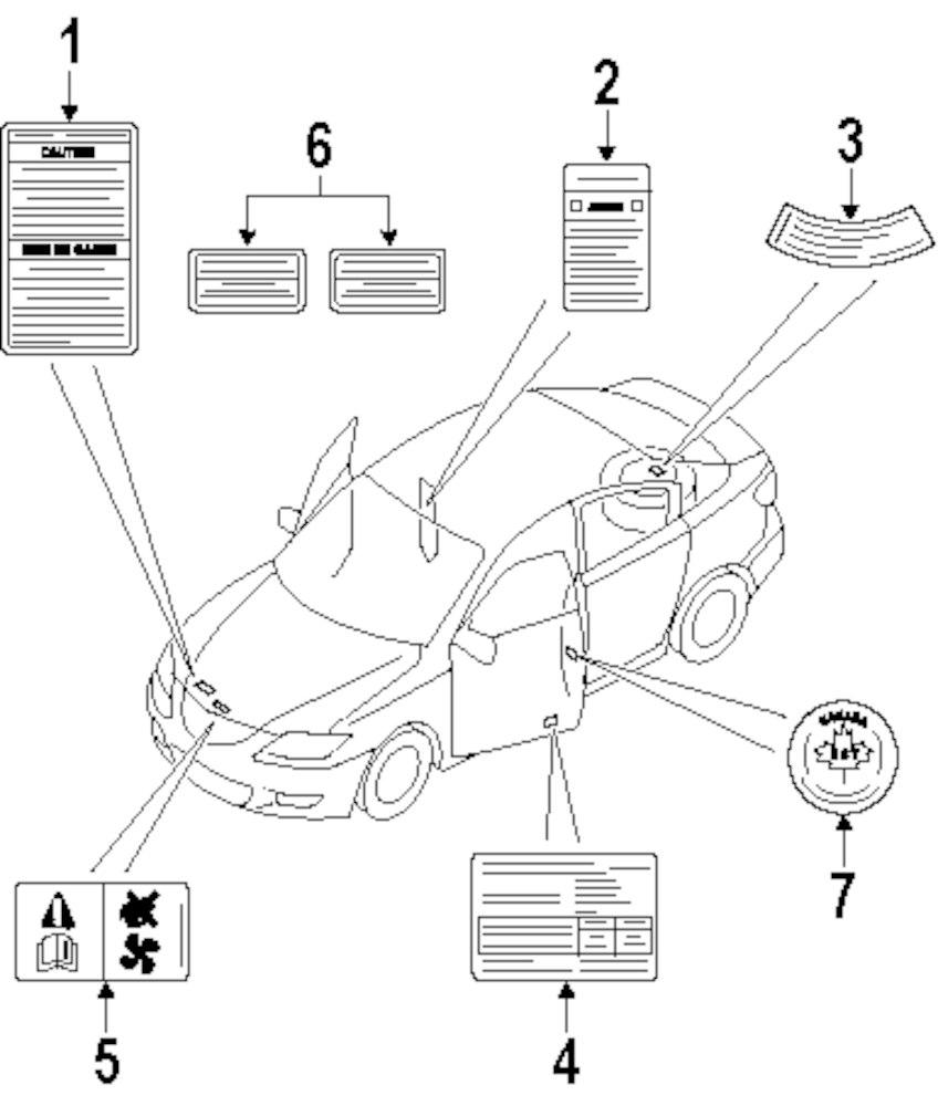 Mazda parts auto bl melbourne mps