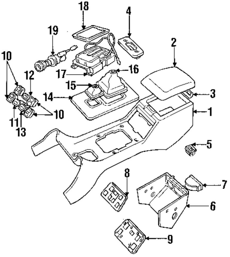 Genuine land rover boot ran fjl101530pma