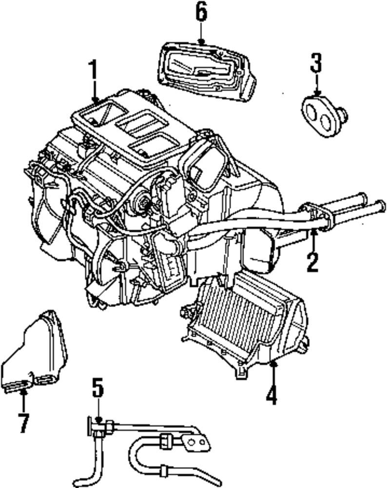 Genuine land rover vent assy ran jdd100170