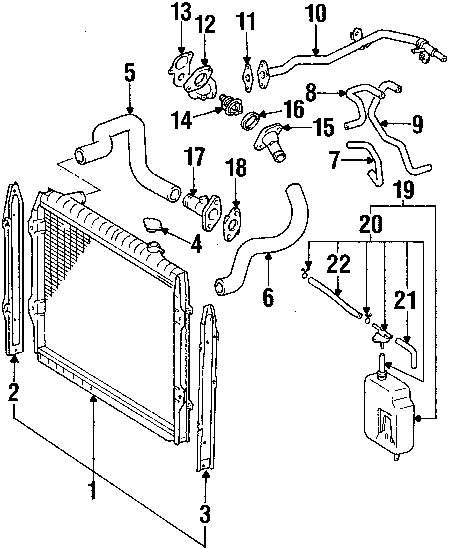 1999 subaru impreza radiator diagram wiring diagram rh gregmadison co 1989 camaro rs 2 8 sensor diagram 1999 land rover v8 cooling diagram