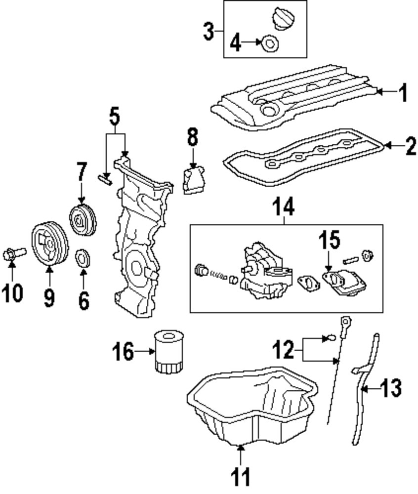 Genuine scion bracket sci 1663128031