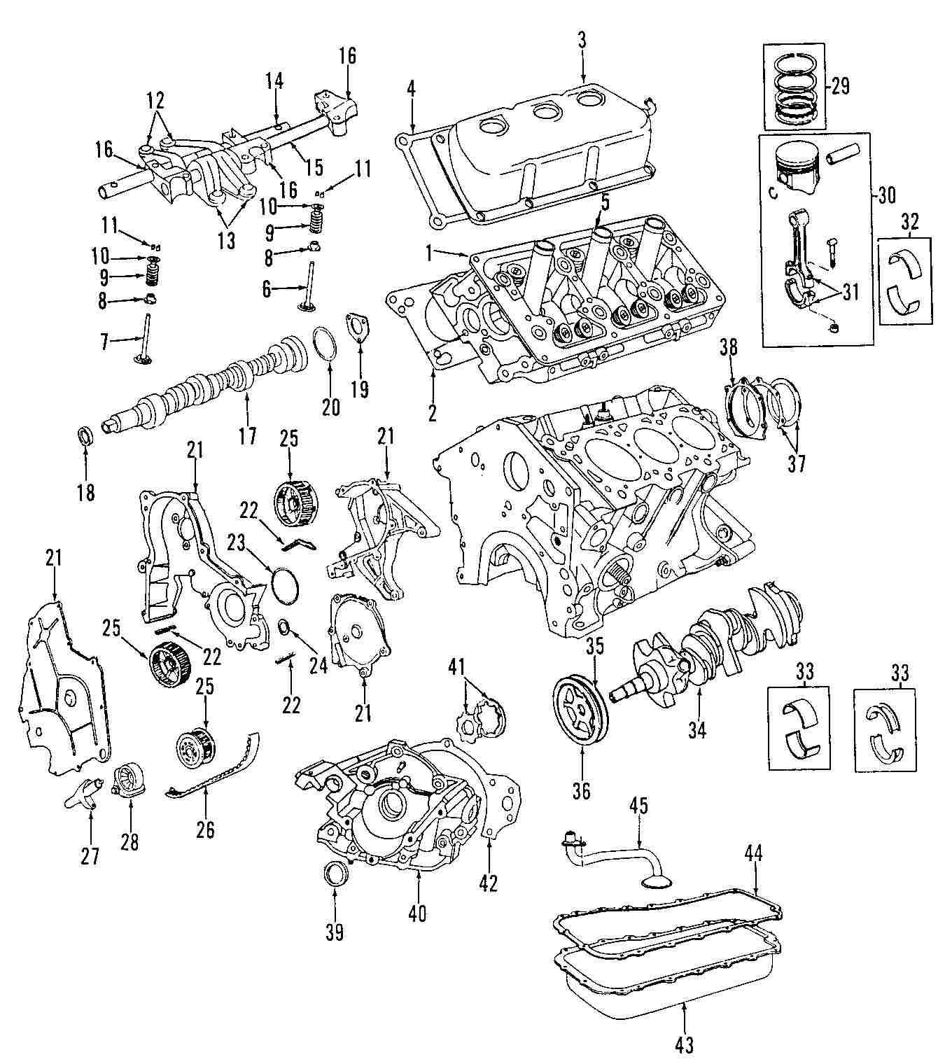 Chrysler Lhs Parts