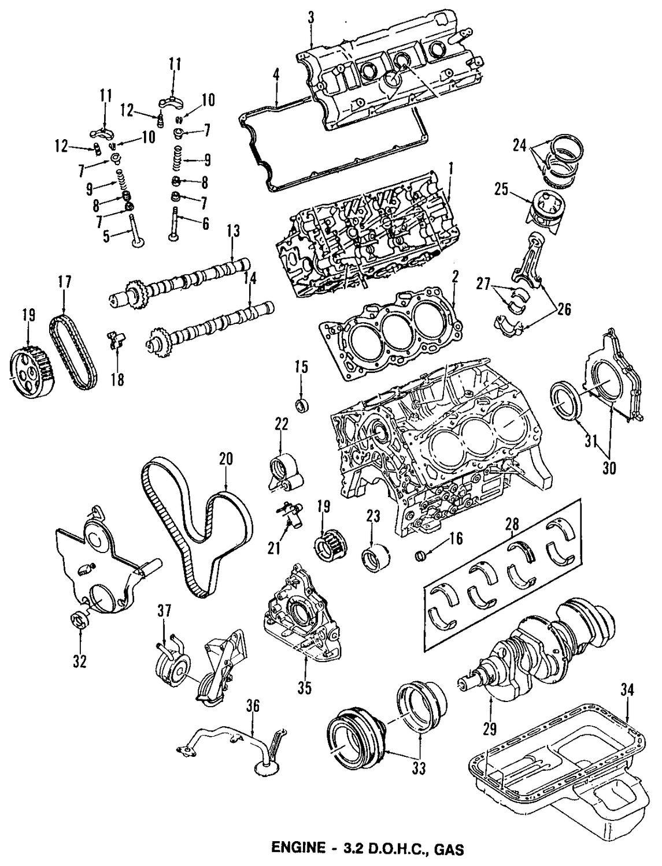 Genuine isuzu valve cover isu 8971290050