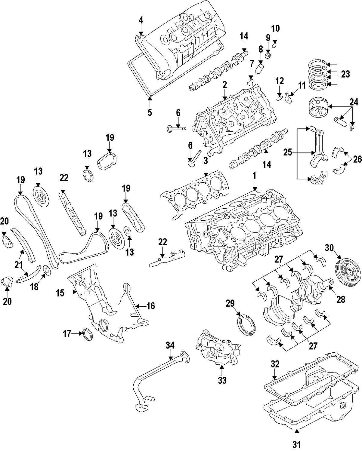 Ford Mustang Parts Diagram Wiring Diagram For Free