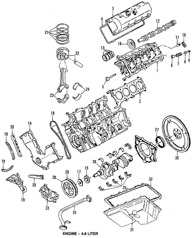 Mercedes Benz 350sdl Crankshaft And Bearings Parts