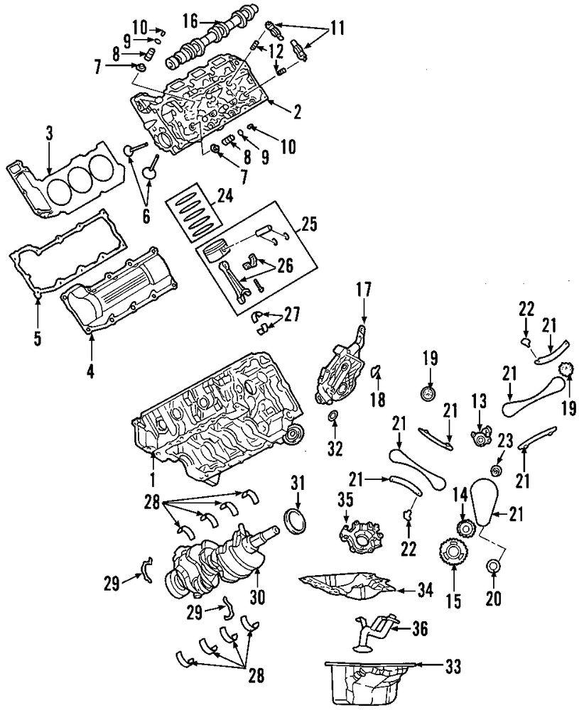 2010 dodge nitro pistons rings and bearings parts mopardirectparts rh mopardirectparts homemade nitro engine nitro