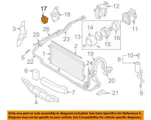 MITSUBISHI OEM 9703 Montero SportSerpentine Drive Belt