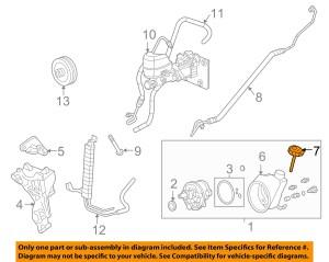 GM OEM Power Steering PumpReservoir Tank Cap 26095194 | eBay