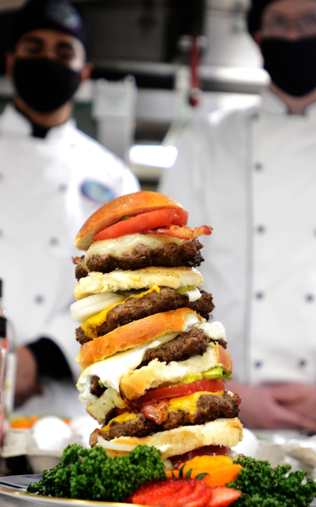 The U.S. Navy's Not-So-Secret Recipe for 'Ronnie Burgers'